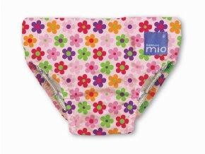 Kalhotky koupací Pink Daisy v.S