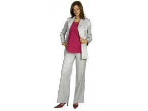 Těhotenské kalhoty Rialto ROODT šedé 0122 (Dámská velikost 36)