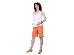 Těhotenské tílko Rialto Contern bílé 0098 (Dámská velikost 36)