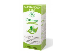 BIO Cold Cream hydrat. a zklidňujicí krém 50g na tvář a tělo