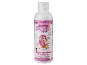 Bio pěna do koupele Princesse 200 ml