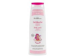ALPHA KIDS BIO Sprchový gel Princesse 250 ml