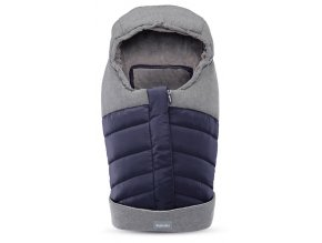 NEWBORN WINTER MUFF NAV 01
