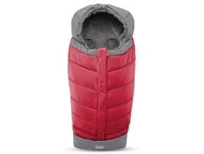 WINTER MUFF RED 01