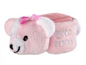BOBO chladící medvídek Pink