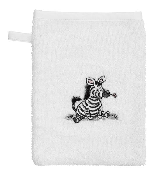 Bebe-Jou Froté žíňka Bébé-Jou Dinky Zebra