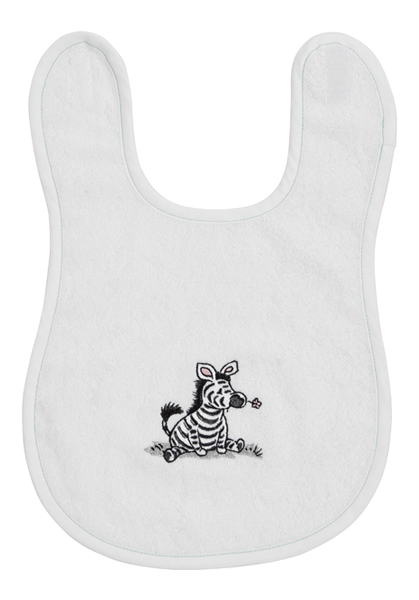 Bebe-Jou Froté bryndák Bébé-Jou Dinky Zebra
