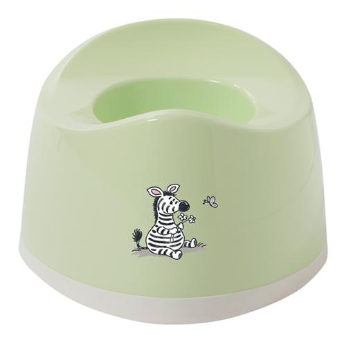 Bebe-Jou Bébé-Jou nočník oválný Dinky Zebra