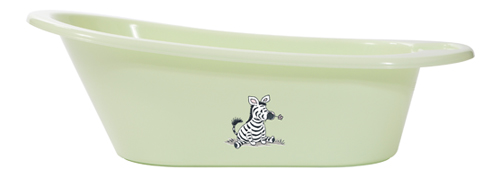 Bebe-Jou Vanička Bébé-Jou Dinky Zebra světle zelená