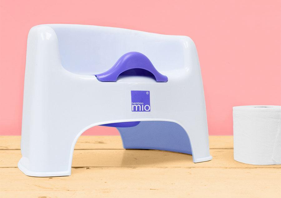 Nočník židlička Bambino Mio