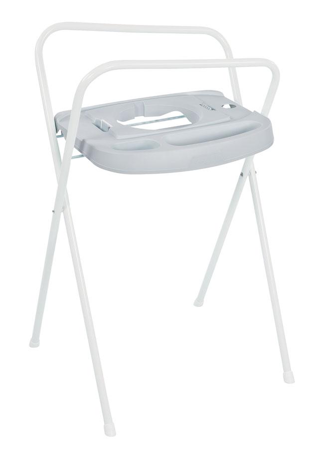 Bebe-Jou Kovový stojan Click na vaničku Bébé-Jou 103cm Light Grey