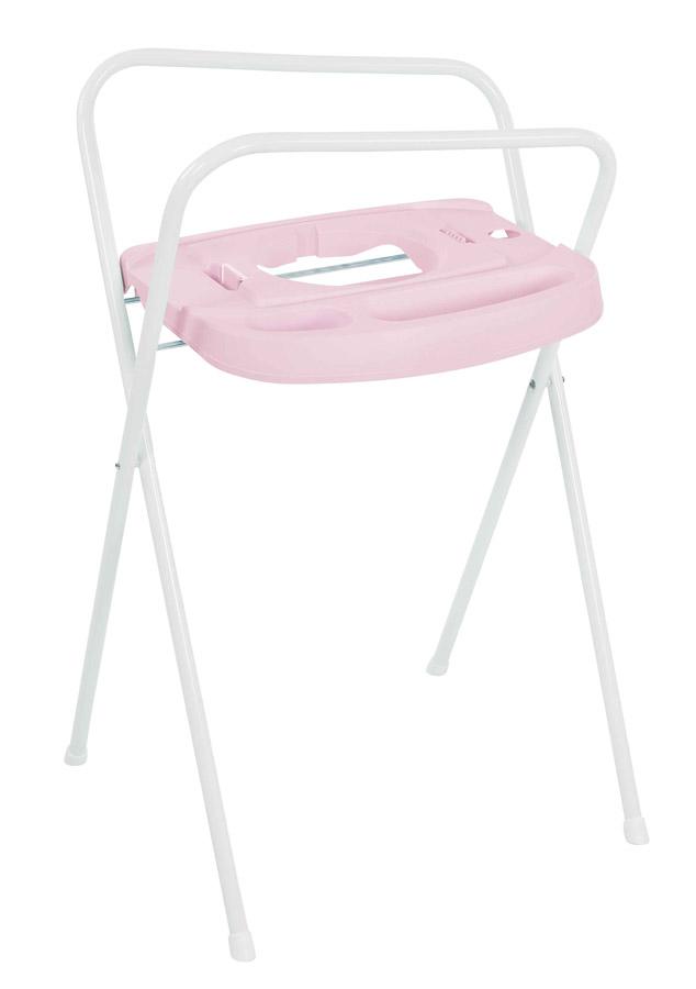 Bebe-Jou Kovový stojan Click na vaničku Bébé-Jou 98cm Pretty Pink