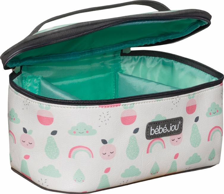 Beautycase kosmetická taška s odepínacím víkem Bébé-Jou Blush Baby