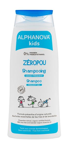 ALPHANOVA SANTE S.A.R.L. Dětský šampon proti vším ALPHA KIDS BIO 200 ml