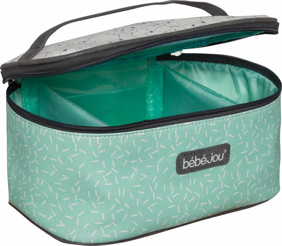 Beautycase kosmetická taška s odepínacím víkem Bébé-Jou Bo a Bing