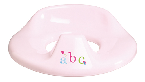 Bebe-JouSedátko na WC Bébé-Jou ABC světle Růžová