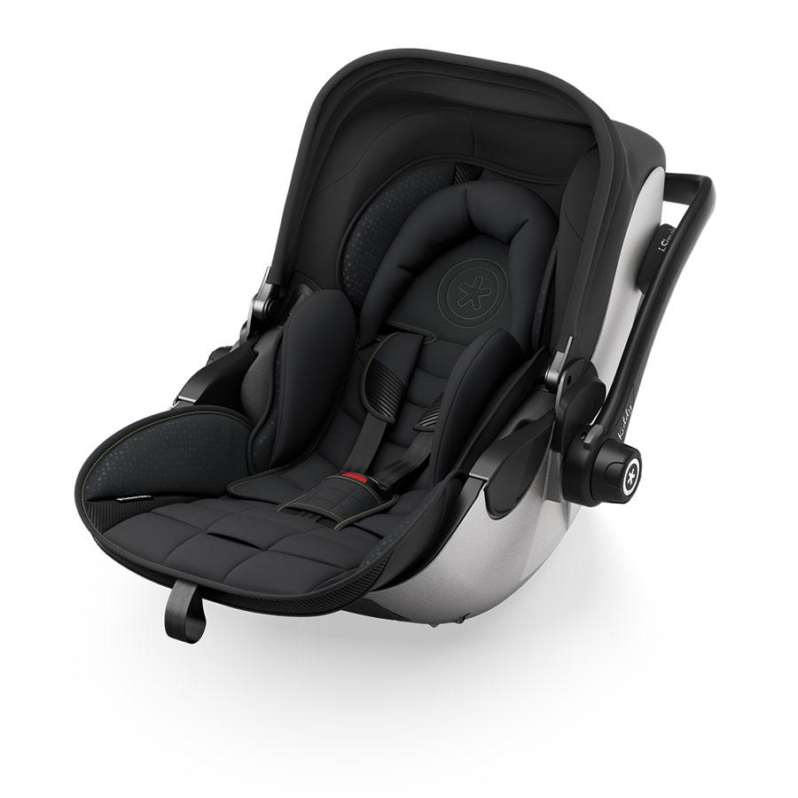 Kiddy Evoluna i-size 2 2021 GT Speed Black