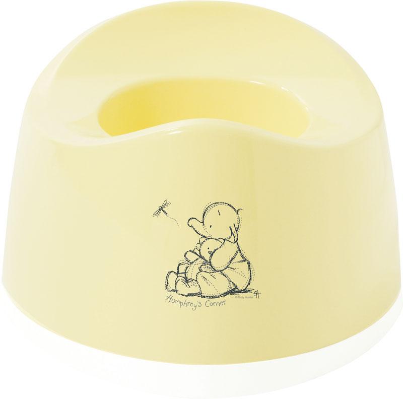 Bebe-Jou Nočník oválný Bébé-Jou Cosy Humphrey krémově žlutá