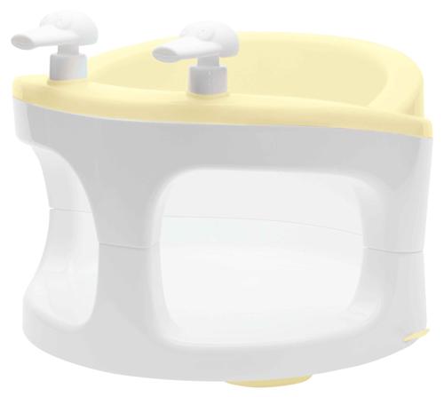Bebe-Jou Koupací sedátko Bébé-Jou krémově žluté