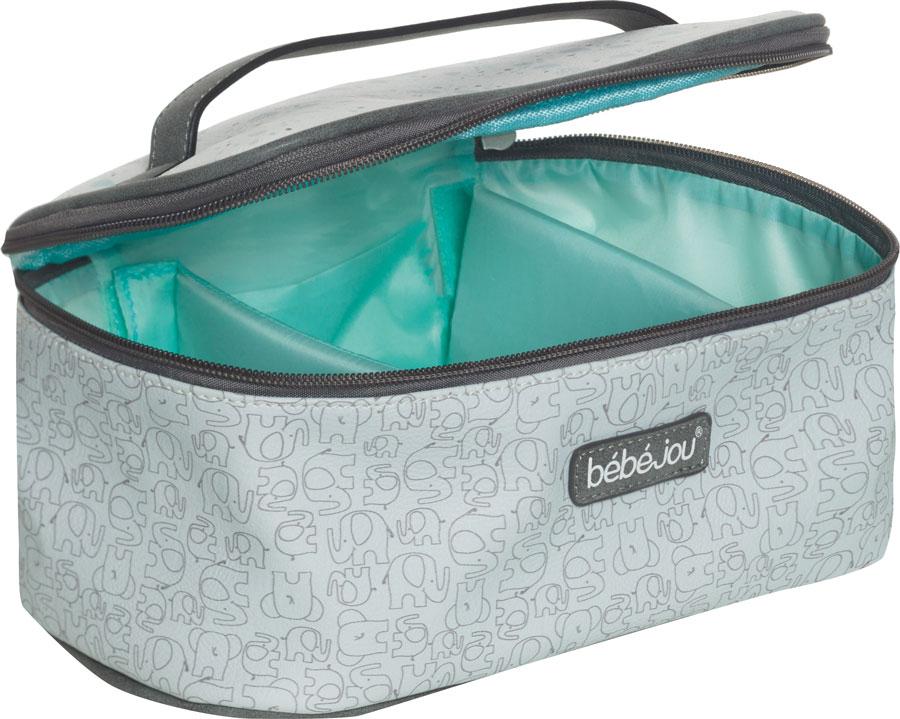 Beautycase kosmetická taška s odepínacím víkem Bébé-Jou Ollie