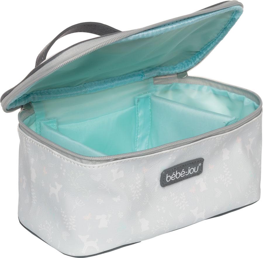 Beautycase kosmetická taška s odepínacím víkem Bébé-Jou Sweet Deer