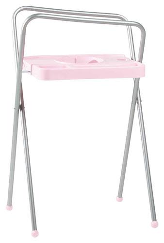 Bebe-Jou Alu stojan na vaničku Bébé-Jou 103cm světle růžový