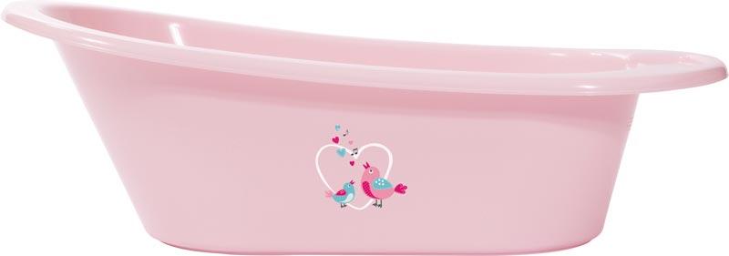 Bebe-Jou Vanička Bébé-Jou Sweet Birds růžová
