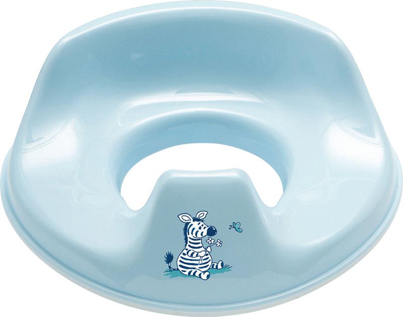 Bebe-Jou Tréninkové sedátko na toaletu Bébé-Jou Dinky World modrý