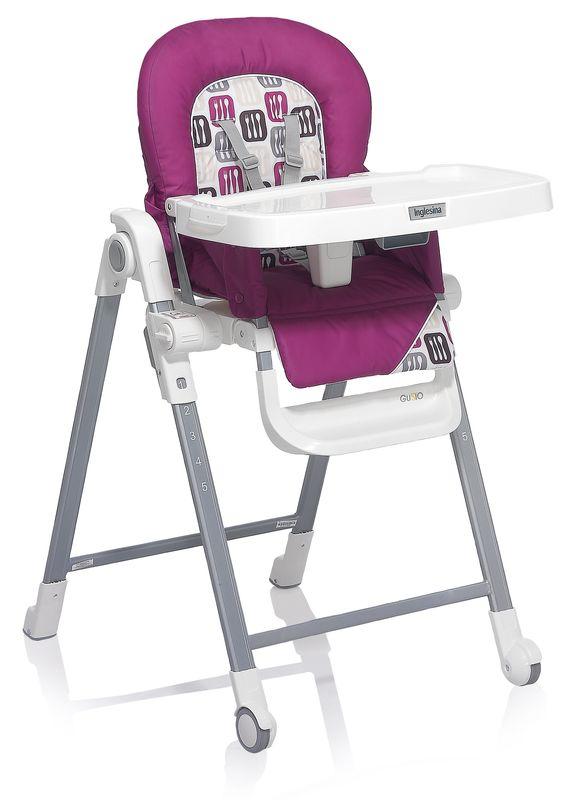 Jidelní židlička Inglesina GUSTO LAMPONE