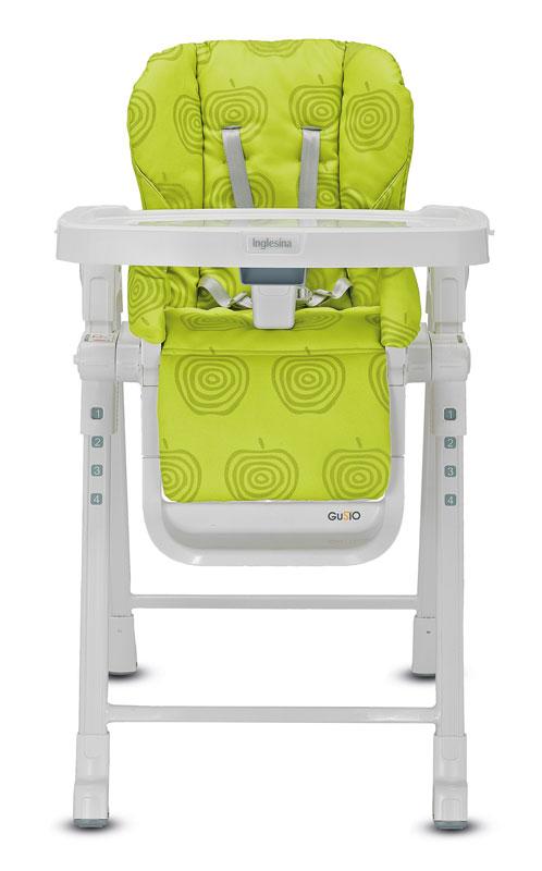 Jidelní židlička Inglesina GUSTO Apple