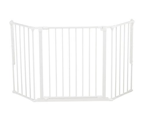 Baby Dan Prostorová zábrana Supreme OLAF bílá 90-140 cm