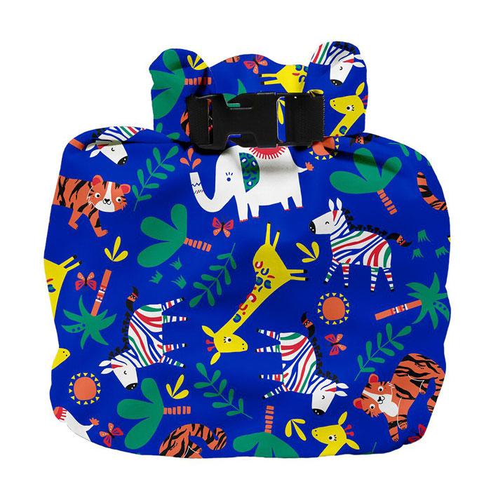 Taška na plenky Safari Celebration Blue