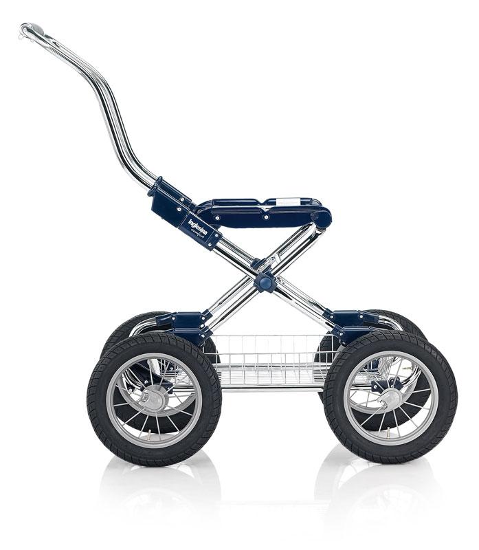 Podvozek Inglesina Comfort Chrom Bike Blu modulární