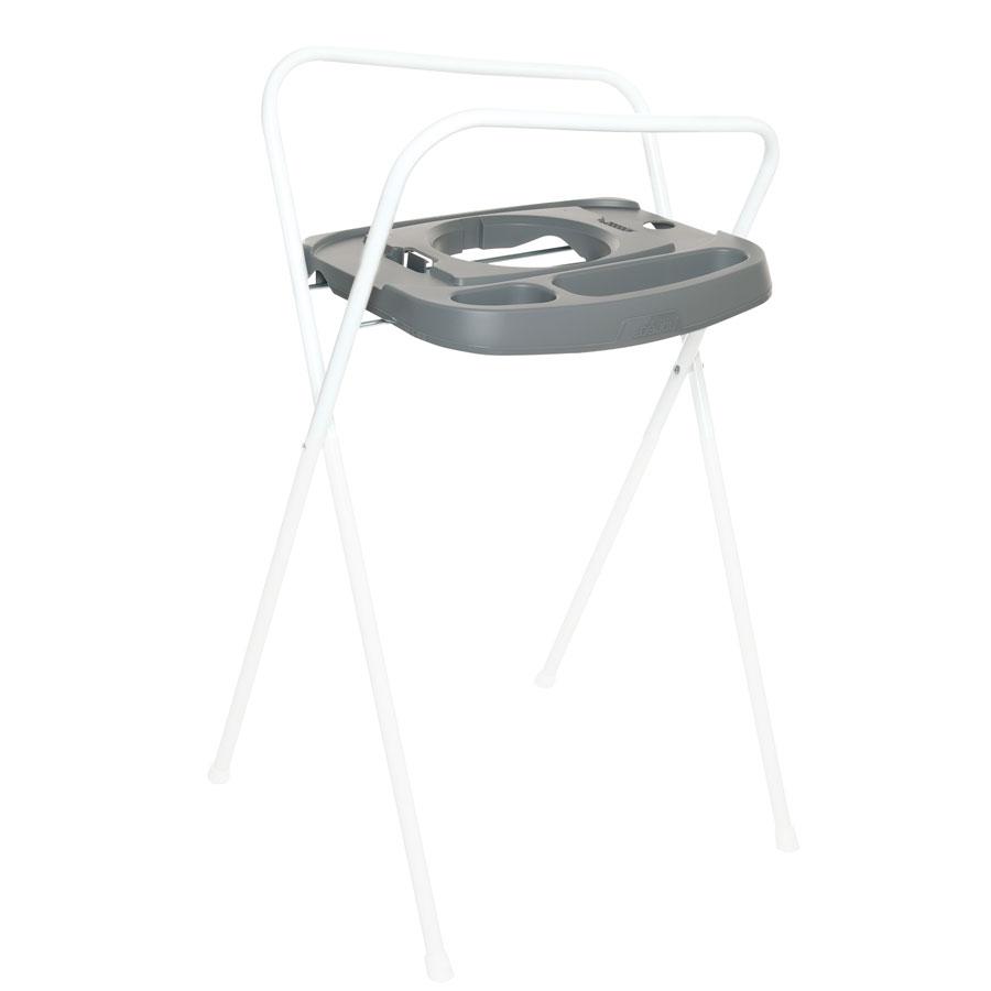 Bebe-Jou Kovový stojan Click na vaničku Bébé-Jou 103 cm Fabulous Griffin Grey