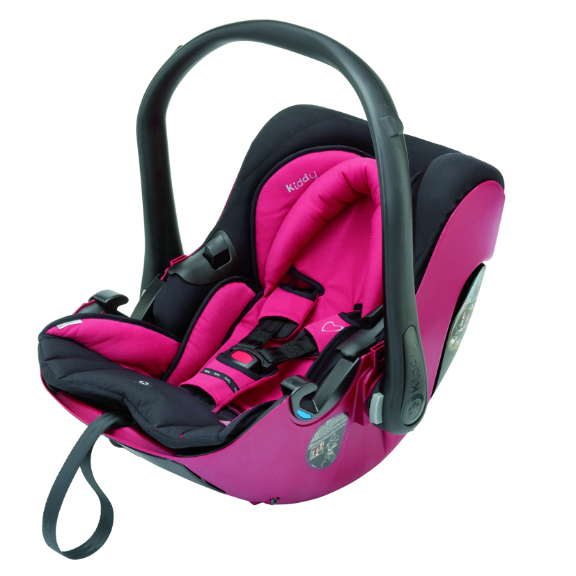 Kiddy Evolution pro 055 cranberry