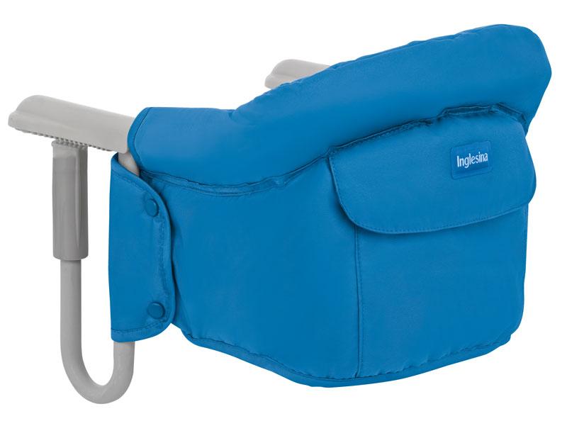Dětská skládací židlička Inglesina Fast Red Varianta: Light Blue