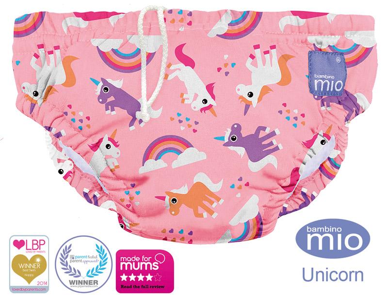 Bambino Mio Kalhotky koupací Unicorn vel.S