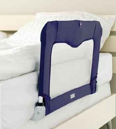 Baby Dan Cestovní zábrana k posteli+taška, BLUE 90 cm