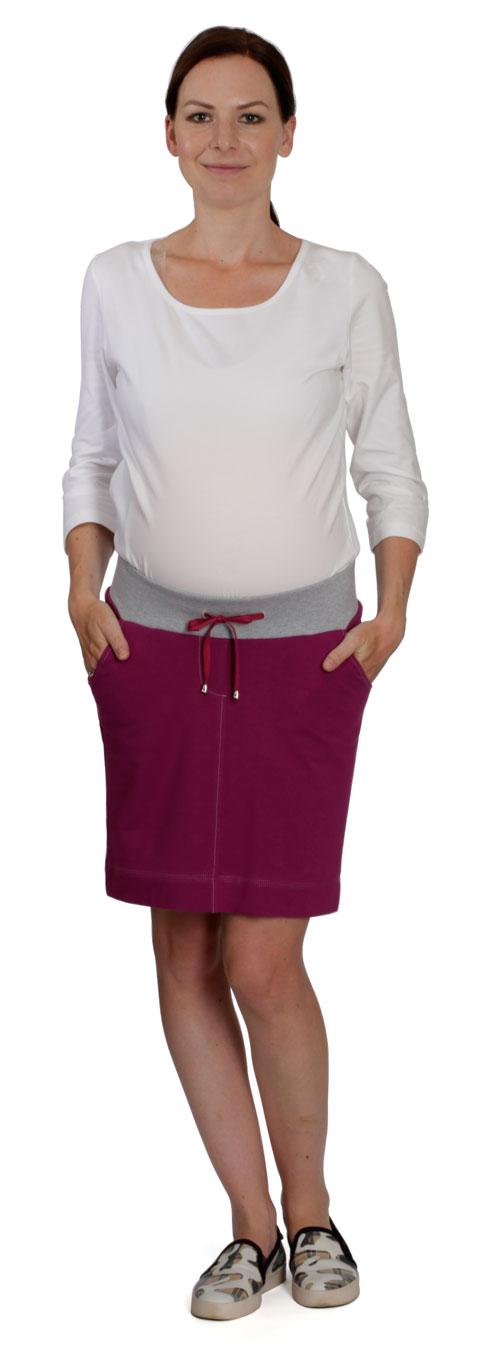 Těhotenská sukně RIALTO BOGNY 0414 Dámská velikost: 36
