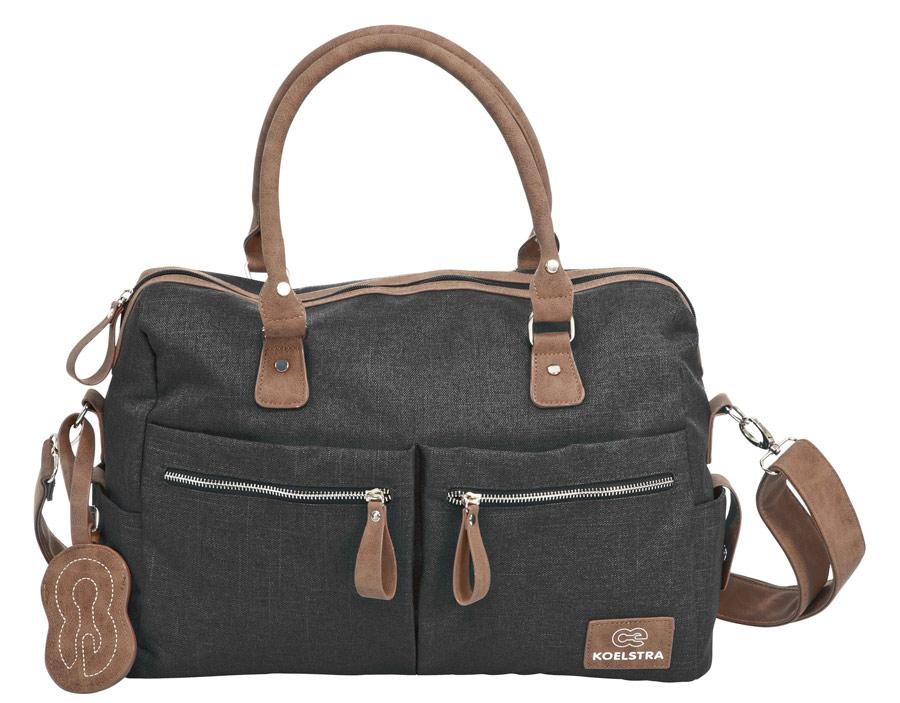 Koelstra přebalovací taška Nimme Denim Black