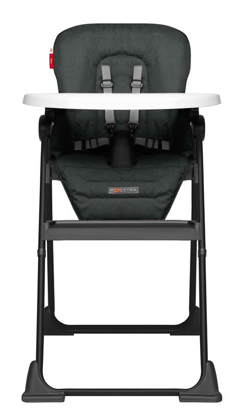 Koelstra jídelní židlička Dino Black