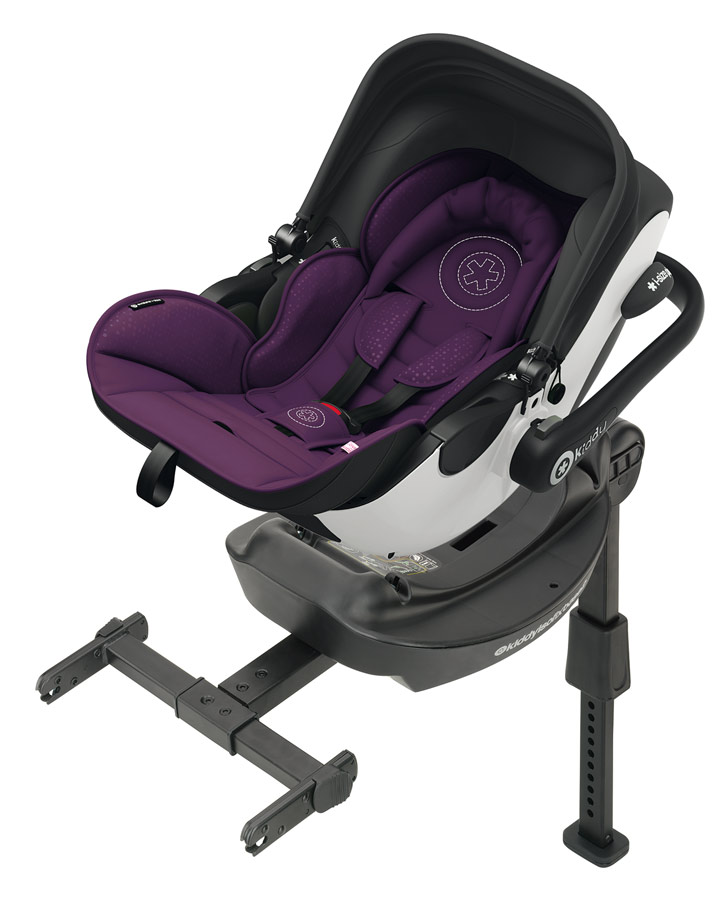 Kiddy Evoluna i-size 2019 040 Royal Purple