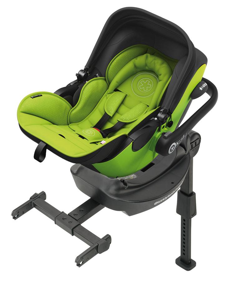Kiddy Evoluna i-size 2019 097 Lime Green