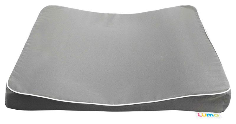 Bebe-Jou Velká přebalovací podložka LUMA XL dark grey