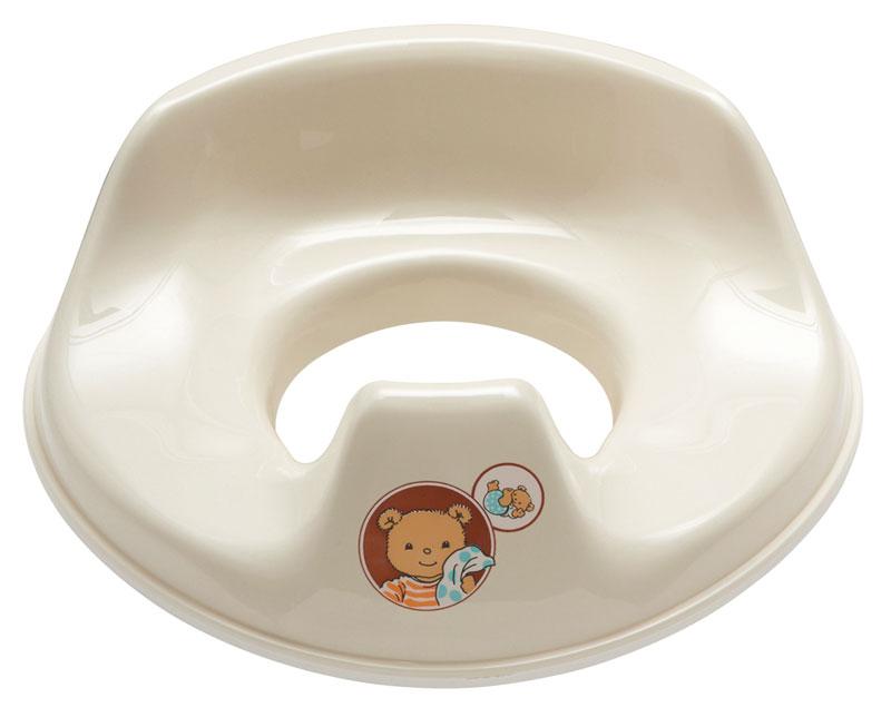 Bebe-Jou Tréninkové sedátko na toaletu Bébé-Jou BubbleBear krémový