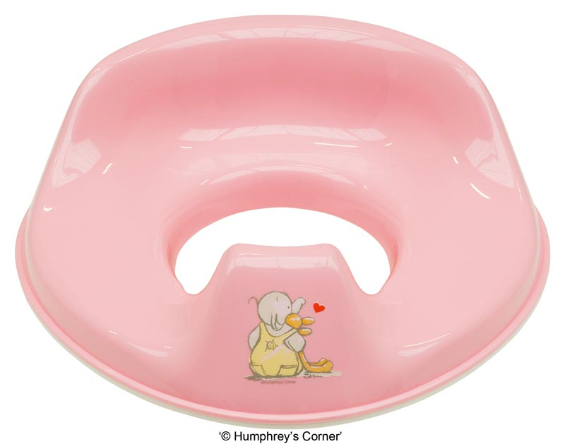 Bebe-Jou Tréninkové sedátko na toaletu Bébé-Jou růžový