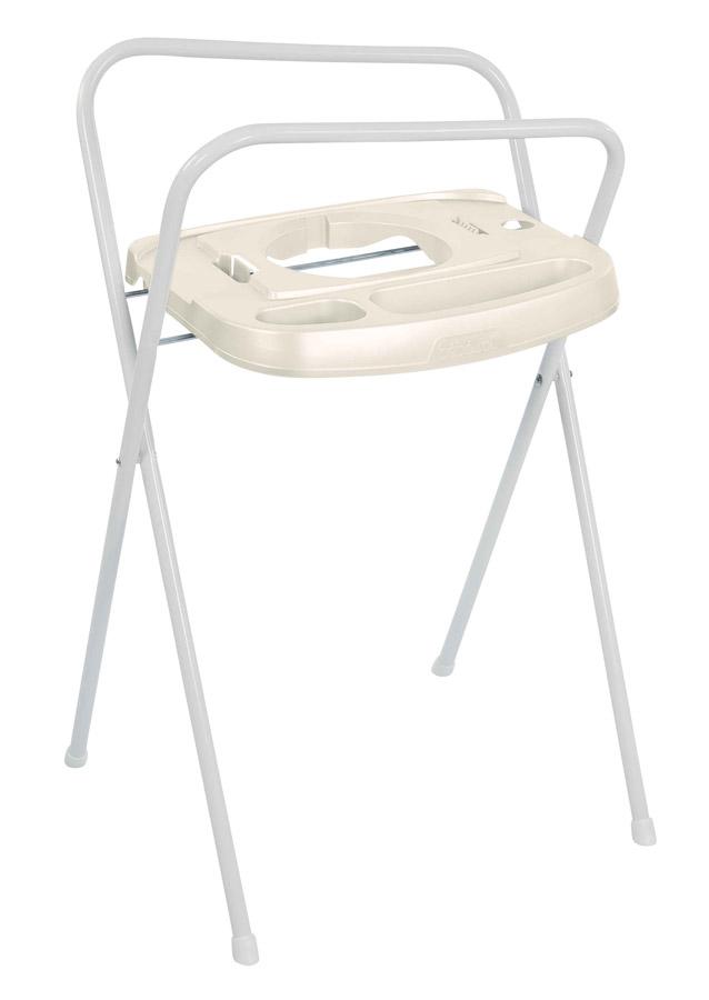 Bebe-Jou Kovový stojan Click na vaničku Bébé-Jou 103cm perleťový