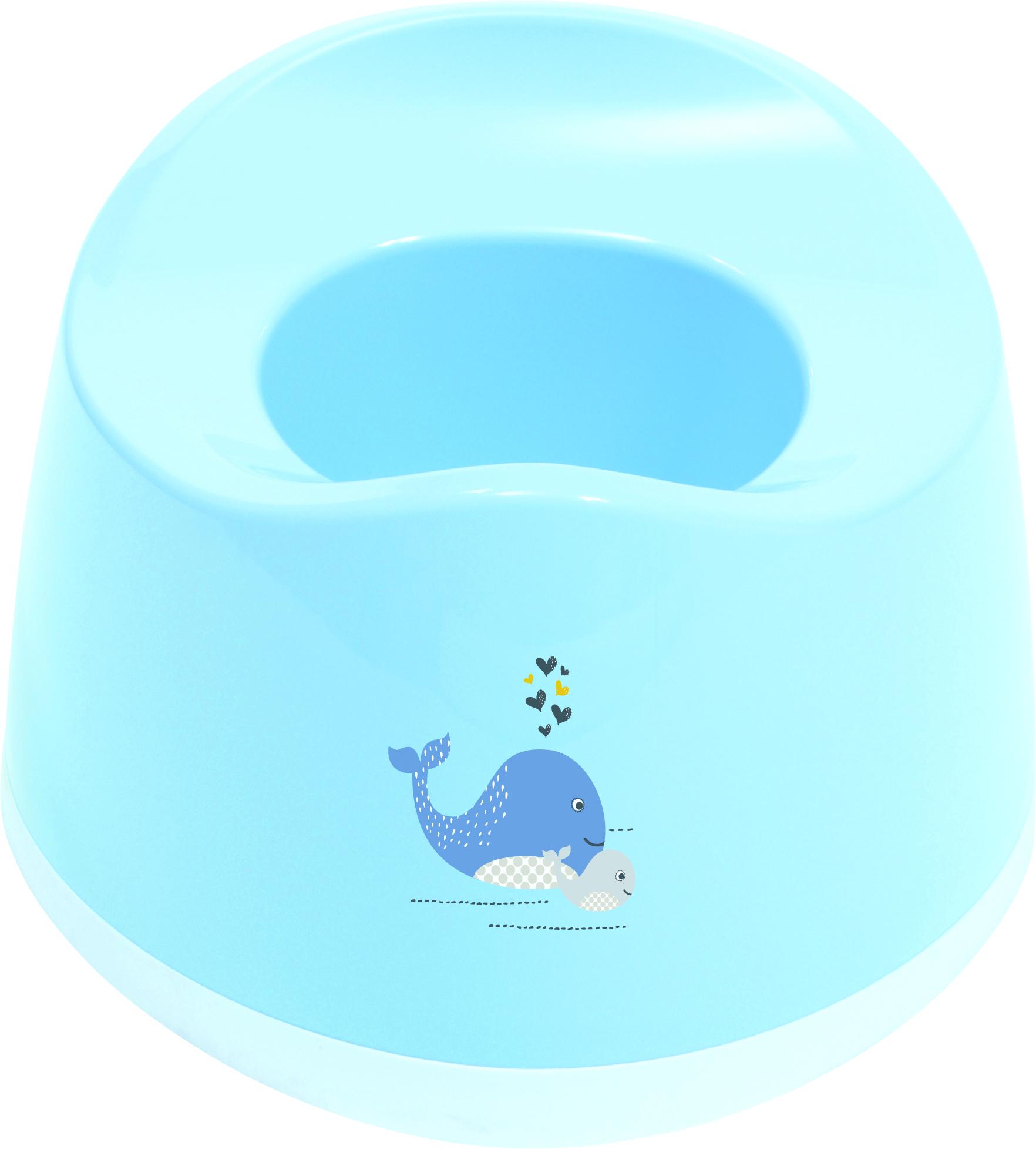 Bebe-Jou Nočník oválný Bébé-Jou Wally Whale
