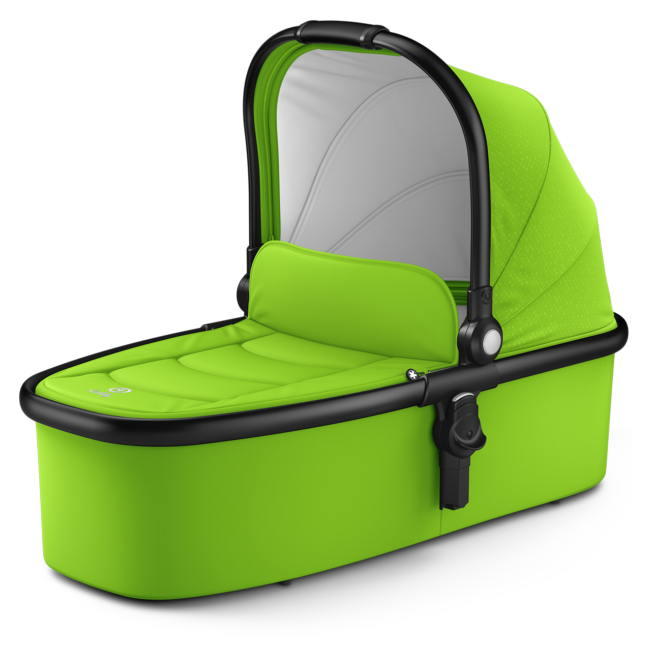 Kiddy vanička Evostar Lime Green