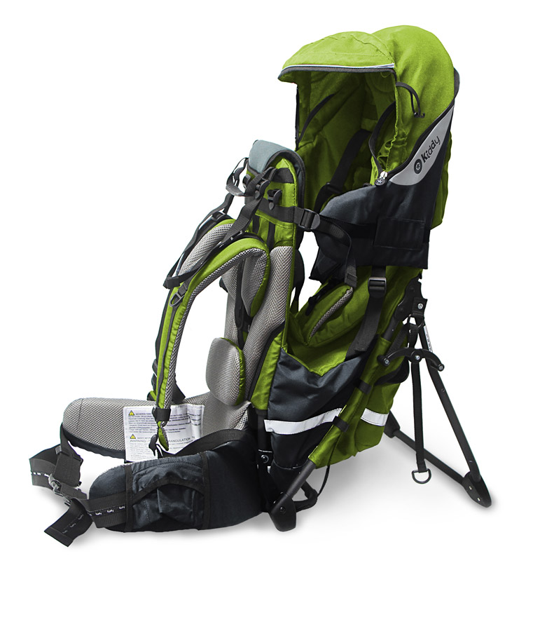 Kiddy Krosna Adventure Pack Lime Green